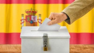 Ισπανία: Νίκη των Σοσιαλιστών με 27% χωρίς αυτοδυναμία - Λαϊκό Κόμμα (21%) ακροδεξιό Vox (14%)