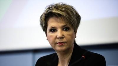 Γεροβασίλη (ΣΥΡΙΖΑ) για συνομιλία Παππά – Μιωνή: Δεν είναι ανάρμοστο να μιλά ένας υπουργός με έναν επιχειρηματία