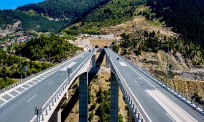 Πέφτουν οι υπογραφές με καθυστέρηση 15 ετών για την οδική σύνδεση ΟΛΘ - Εγνατίας