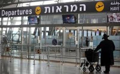 Το Ισραήλ κλείνει τα σύνορα για όλες τις ξένες αεροπορικές εταιρείες έως 31/1