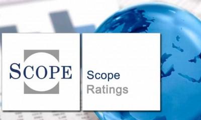 Scope: Δίχτυ ανακοπής της ύφεσης της Ελλάδας η στήριξη από ΕΕ και ΕΚΤ - Στο +4,5% η ανάπτυξη το 2021