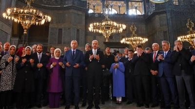 «Χαστούκι» Unesco σε Τουρκία για Αγ. Σοφιά: Ανησυχία και «βαθύτατη λύπη» - Ικανοποίηση στην Ελλάδα