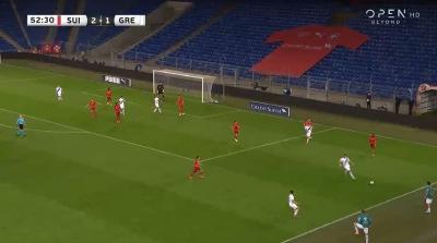 Ελβετία - Ελλάδα 2-1: Τσούμπερ δημιουργός, Βάργκας «εκτελεστής» (video)
