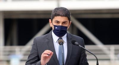 Αυγενάκης: Είναι αρκετά τα περιστατικά - Η Σοφία εκπροσωπεί το υγιές κομμάτι της αθλητικής οικογένειας