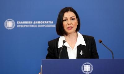 Διαψεύδει τα περί ανασχηματισμού και διεξαγωγής πρόωρων εκλογών η Πελώνη