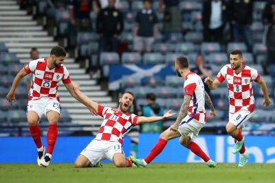 Κροατία – Σκωτία 1-0: Ο Βλάσιτς βάζει μπροστά στο σκορ τους γηπεδούχους! (video)