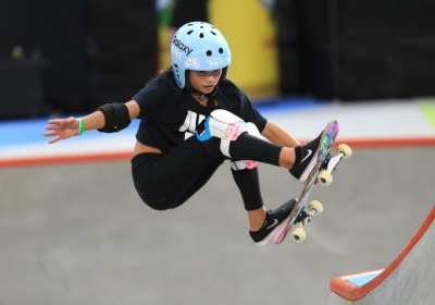 Sky Brown: Ετοιμάζεται να γίνει η νεότερη αθλήτρια skateboarding στους Ολυμπιακούς Αγώνες του Τόκιο με την Μεγάλη Βρετανία!