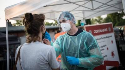 Γερμανία: Η χειμερινη στρατηγική κατά της covid-19 περιλαμβάνει lockdown για τους ανεμβολίαστους – Ισχυρές αντιδράσεις