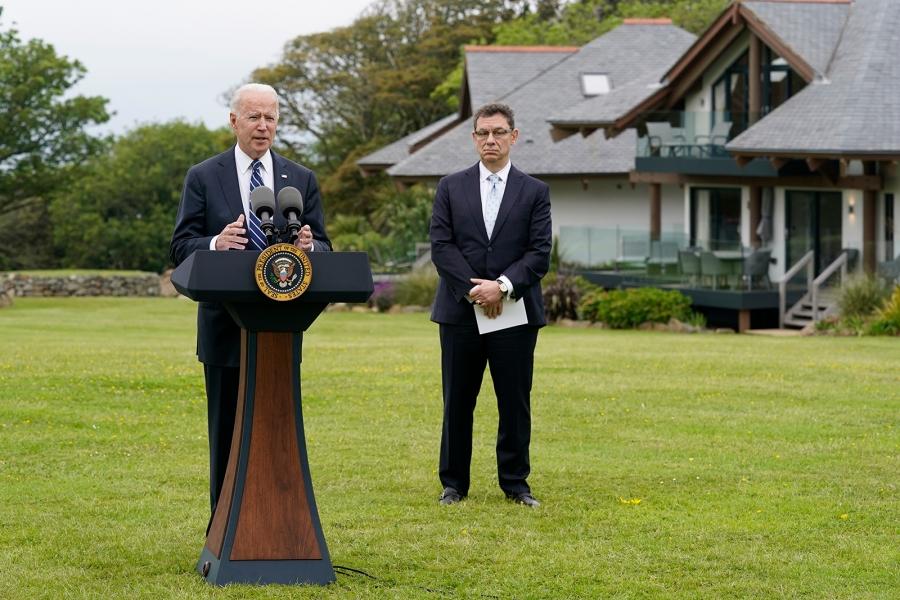 CNN για περιοδεία Biden: Μήνυμα ενιαίου μετώπου της Δύσης κατά της Κίνας και της Ρωσίας