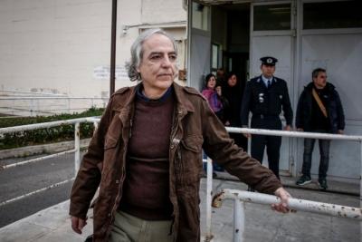 Επιστολή στελεχών του ΣΥΡΙΖΑ στην Σακελλαροπούλου (ΠτΔ) για τον Κουφοντίνα