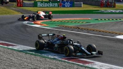 Νικητής του F1 sprint o Μπότας, κερδισμένος ο Φερστάπεν