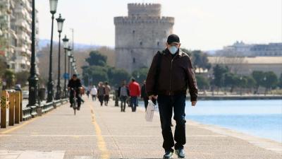 Θεσσαλονίκη - Σε επίπεδα Νοεμβρίου το ιικό φορτίο στα λύματα - Αύξηση 30% την τελευταία εβδομάδα