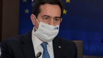 Μηταράκης (υπ. Μετανάστευσης): Άμεση δράση κατά της παράνομης μετανάστευσης σε 3 άξονες  - Το Σύμφωνο δεν αποτελεί προϋπόθεση