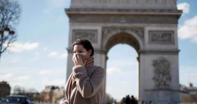 Κορωνοϊός: Μείωση θανάτων καταγράφει η Γαλλία - Συνολικά μετρά 8,1 χιλ. νεκρούς