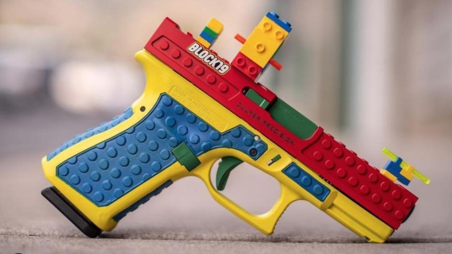 Αμερικανοί κατασκευάζουν «αληθινό πιστόλι LEGO»