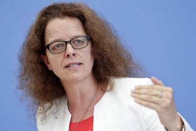 Schnabel (EKT): Δεν υπάρχει κίνδυνος υπερβολικά υψηλού πληθωρισμού στην Ευρωζώνη