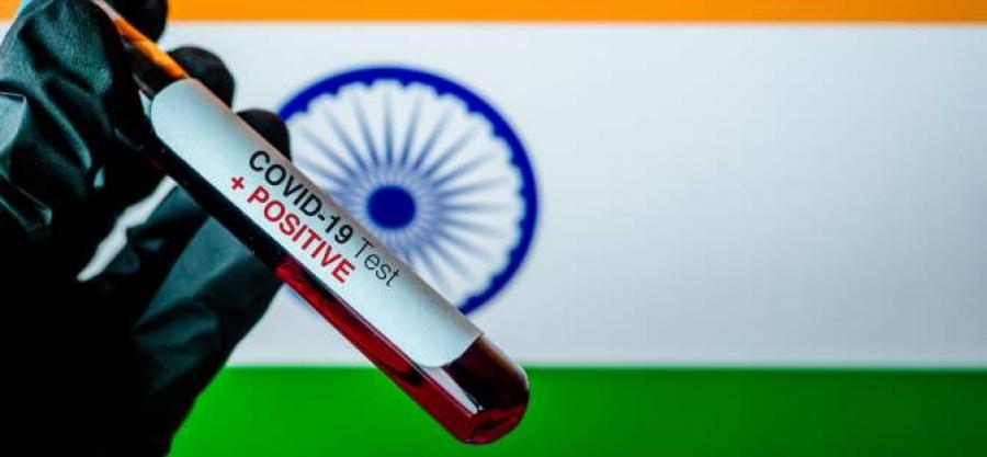 Ανεξέλεγκτος ο κορωνοϊός στην Ινδία, νέο ημερήσιο ρεκόρ κρουσμάτων