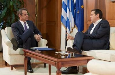 Κόντρα Μαξίμου - ΣΥΡΙΖΑ για την αμυντική συνεργασία με τις ΗΠΑ, μετά την πρόταση Τσίπρα για αναστολή