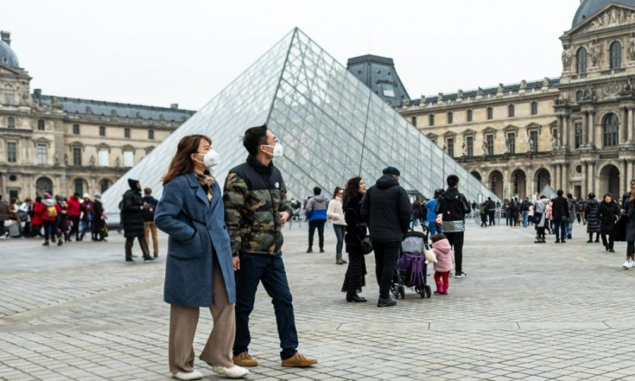 Γαλλία: Σχεδόν 26.000 οι νεκροί από κορωνοϊό - 178 νέοι θάνατοι, ο μικρότερος αριθμός των 4 τελευταίων ημερών
