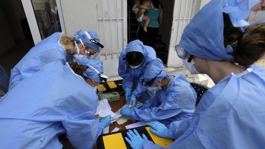 Washington Post: Οι εργαζόμενοι των ελληνικών νοσοκομείων αξίζουν αναγνώριση, την οποία σπάνια παίρνουν