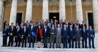Μαξίμου: Ποιοι εισηγούνται ανασχηματισμό και ποιοι πρόωρες εκλογές στον Μητσοτάκη - Τι ανέφερε το BN από 26/4