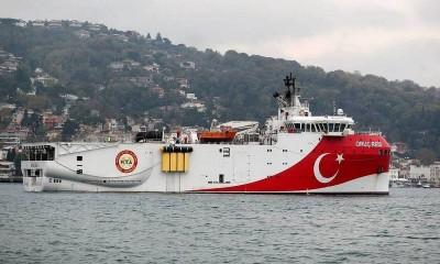 Η Τουρκία συντηρεί την ένταση: Θα υπερασπιστούμε τη Γαλάζια Πατρίδα - Στην Άγκυρα ο Stoltenberg - «Έτοιμο για νέα αποστολή το Oruc Reis»