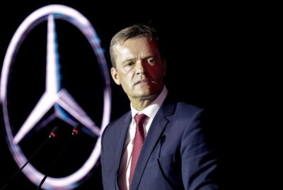 Daimler: Αυξάνονται οι δουλειές στην Κίνα - Μόνο τον Μάρτιο πούλησε 50.000 αυτοκίνητα