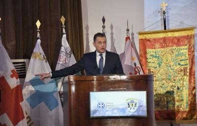 Στεφανής: Η Ελλάδα, με πλήρη συναίσθηση της ιστορικής της ευθύνης, επιλέγει τον δρόμο της διπλωματίας
