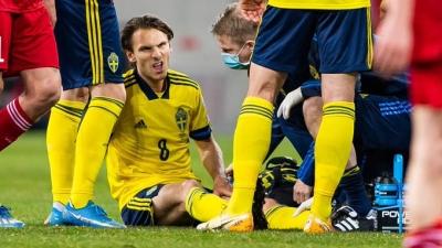 Ελλάδα - Σουηδία: Χωρίς τον Άλμπιν Έκνταλ κόντρα στην Εθνική!