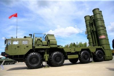 ΗΠΑ για S 400: Ασύμβατο με τις υποχρεώσεις της Τουρκίας στο ΝΑΤΟ να κρατά αυτά τα οπλικά συστήματα στο έδαφός της