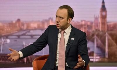 Hancock (Βρετανία): Μπορεί να παραμείνουν για κάποιο διάστημα τα νέα μέτρα – Δύσκολο να ελεγχθεί το νέο στέλεχος του κορωνοϊού