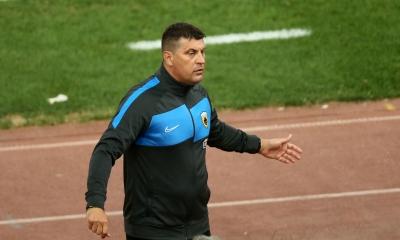 Μιλόγεβιτς στους παίκτες: «Σημαντική νίκη, αλλά μην μας παρασύρει»