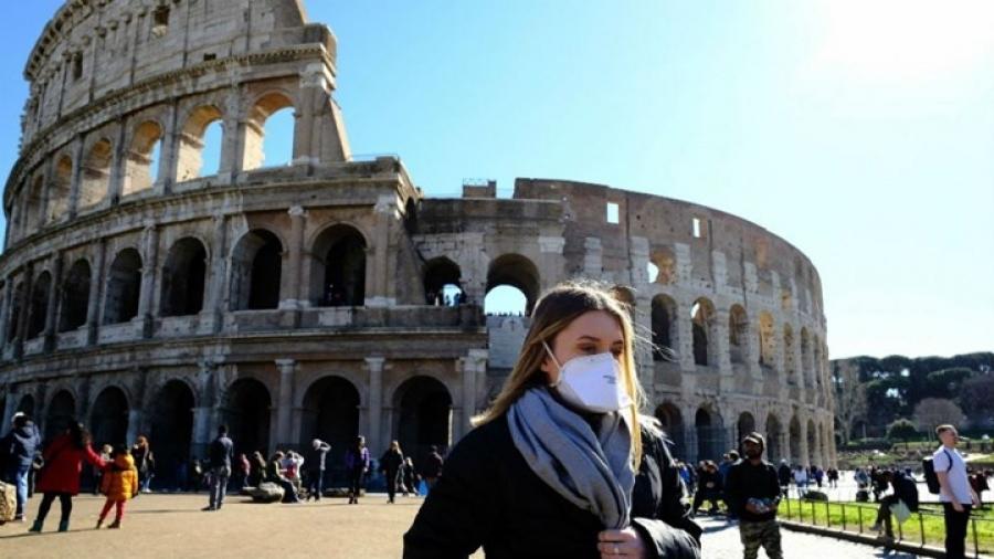 Ιταλία - Κορωνοϊός: Τις τελευταίες 24 ώρες καταμέτρησε 15.204 νέα κρούσματα και 467 θανάτους