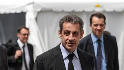 Έφεση Sarkozy κατά της καταδίκης για παράνομη χρηματοδότηση της προεκλογικής του καμπάνιας