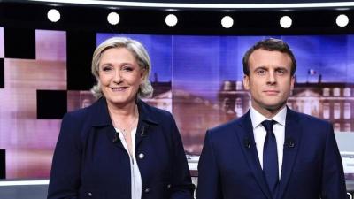 «Μάχη» Macron - Le Pen στις ευρωεκλογές του Μαϊου 2019 - Πολύ κοντά στις δημοσκοπήσεις