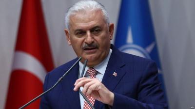 Yildirim: Αν είναι να γίνει η ένταξη της Τουρκίας στην ΕΕ, πρέπει να είναι προς το συμφέρον και των δύο πλευρών