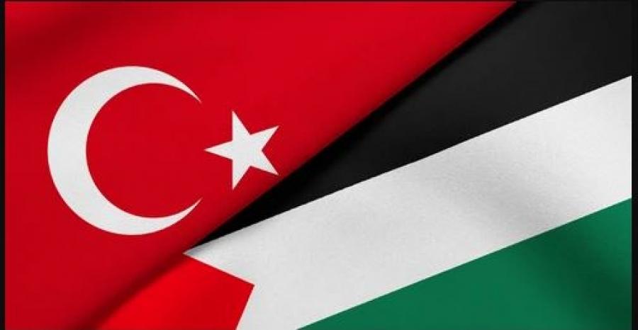 Malki (ΥΠΕΞ Παλαιστίνης): Δεν τίθεται καν θέμα οριοθέτησης θαλασσίων ζωνών ανάμεσα σε Τουρκία και Παλαιστίνη