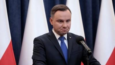 Πολωνία: Ο Andrzej Duda με 41% νικητής στον πρώτο γύρο των προεδρικών εκλογών