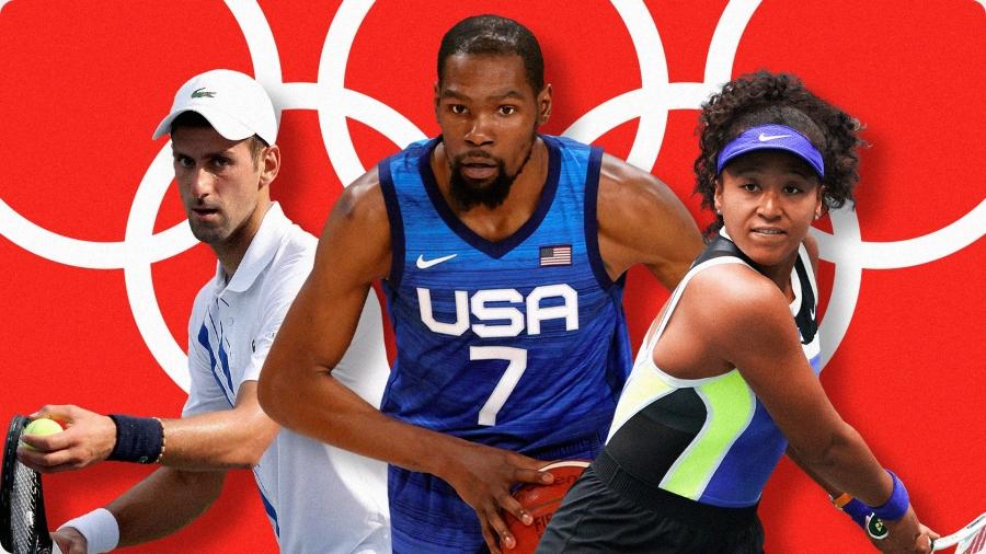 Από τον Κέβιν Ντουράντ ως τη Ναόμι Οσάκα - Οι πιο ακριβοπληρωμένοι αθλητές των Ολυμπιακών Αγώνων του Τόκιο