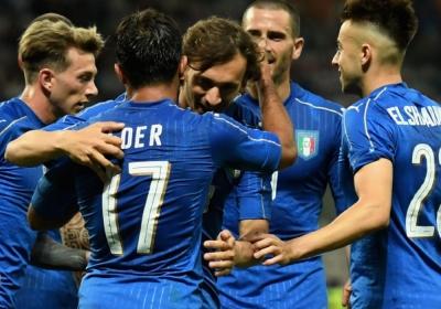 Ιταλία: Πλησιάζει «ιστορικά» ρεκόρ της και δεν παύει να ονειρεύεται…