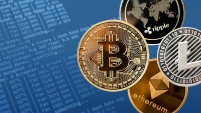 Έρευνα CryptoCompare: Στα 43,9 δισ. δολ. η αξία των συναλλαγών σε  κρυπτονομίσματα τον Φεβρουάριο
