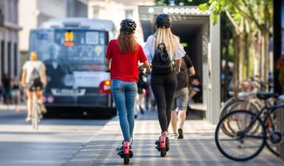 Ασφάλιση ηλεκτρικών ποδηλάτων και πατινιών από την Anytime της INTERAMERICAN
