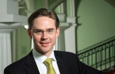 Katainen: Σε πλεονεκτική θέση ο Weber για να αντικαταστήσει τον Juncker στην Κομισιόν