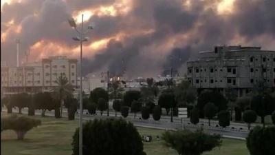 Επίθεση των Χούθι της Υεμένης με drone σε διυλιστήριο της Aramco στο Ριάντ