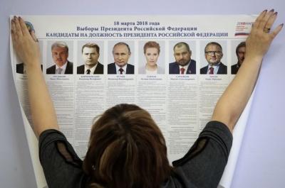 Ρωσικές εκλογές: Παρατυπίες και παραβάσεις καταγγέλλει η αντιπολίτευση -  Αυξημένο το ποσοστό συμμετοχής