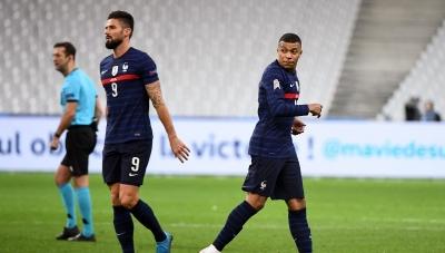 Euro 2020: Δεν δέχθηκε την συγγνώμη του Ζιρού ο Μπαπέ