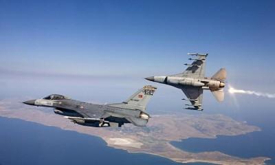 Αρμενικό υπουργείο Άμυνας: Τουρκικό F-16 κατέρριψε μαχητικό μας - Διαψεύδει η Άγκυρα