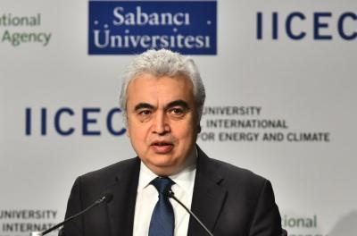 Birol (IEA): Ευελπιστούμε ότι η σημερινή τηλεδιάσκεψη των G20 θα αποκαταστήσει τη σταθερότητα στην αγορά πετρελαίου