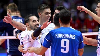 Ευρωπαϊκό πρωτάθλημα βόλεϊ ανδρών: Με το βλέμμα στην πρωταθλήτρια Ευρώπης Σερβία η Εθνική!