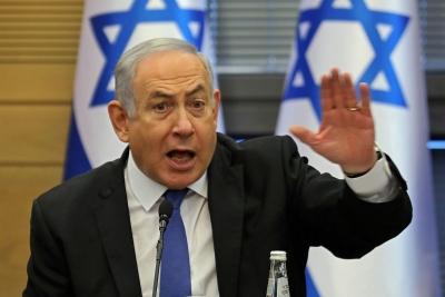 Netanyahu (Ισραήλ): Όποιοι μας επιτίθενται θα πληρώσουν βαρύ τίμημα